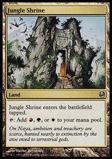 1x Jungle Shrine Light Play, English Duel Decks: Ajani vs Nicol Bolas MTG Magic