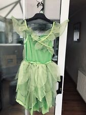 Disney Store Tinkerbell Dress 7-8 Years
