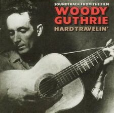 ARLO OST/GUTHRIE - WOODY GUTHRIE-HARD TRAVELIN'  CD NEUF