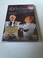 "DVD ""LA CENERENTOLA ROSSINI"" DVD COMO NEU PATRICK SOMMER LICEU JOAN SCHRIFTART"