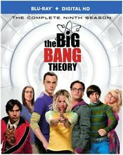 The Big Bang Theory: The Complete Ninth Season [New Blu-ray] 2 Pack, Ac-3/Dolb