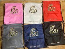 K20 Sports Gym kids/adults Training Bag Gym Swim dance Drawstring Yoga  PE Kit