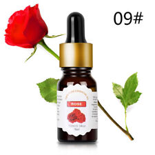 10ML Natural Rose Plant Essential Oils Water Soluble Oil Fragrance Lamp Oils
