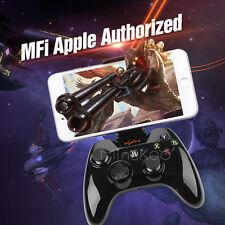 Speedy Wireless Bluetooth Gamepad Game Controller PXN-6603 for iPhone iOS Black