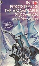 In The Footsteps Of The Abominable Snowman by Josef Nesvadba Book The Fast Free