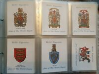 Arms of the British Empire (1933 1st Series) Wills Cigarette Cards - Select Card