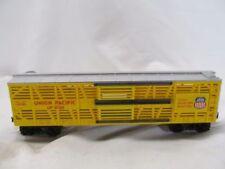 Wiring Diagram Lionel Cattle Car : Lionel yellow o scale model railroads & trains for sale ebay