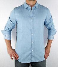 G-Star Raw Camisa LANDOH CLEAN CAMISETA CAMISA VAQUERA DENIM talla XXL