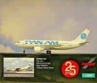 Herpa Wings 1:500  Airbus A310-200  Pan Am N806PA  500920-001 Modellairport500