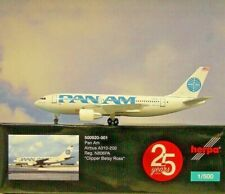 Herpa Ali 1 500 Airbus A310-200 Pan AM N806pa 500920-001 Modellairport500