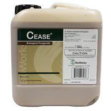 Cease - Foliar Disease Control, Biological Fungicide (1 Gallon) OMRI Listed