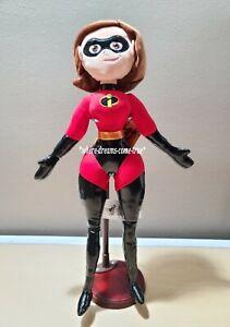 "Disney Parks Mrs Elastigirl Plush Incredibles 2 Medium 17"" (NEW)"