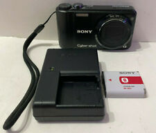 Sony Cyber-shot DSC-H55 14.1MP Digital Camera with 10x Wide Angle Optical Zoom