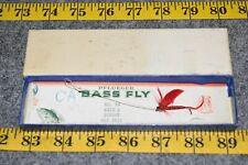 Vintage Pflueger Bass Fly Fishing Lure