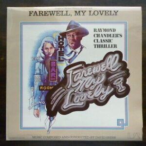 David Shire - Farewell, My Lovely (OMPS) - 1975 U.K Press - NEAR MINT Vinyl LP