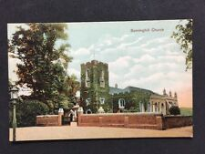 Vintage RPPC: Berkshire: #T33: Sunninghill Church:  Posted 1905