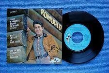 ROMUALD / EP DISC AZ EP 986 / BIEM 1965 ( F )