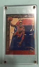 1994/95 Michael Jordan NBA Upper Deck Basketball Heroes 3-Time MVP Card #40 NM