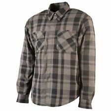 Kevlarhemd, Bikerhemd Trilobite Shirt Timber 2.0 Herren grau/schwarz Gr. S - 5XL