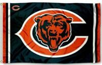 Chicago Bears Flag ~ Large 3'X5' Banner ~ NFL ~ FREE SHIPPING