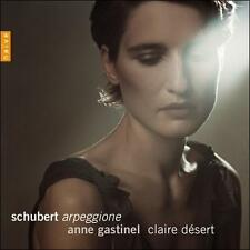 Schubert: Arpeggione, New Music