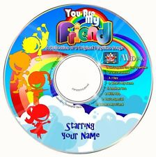 YOU ARE MY FRIEND  Personalised Music CD
