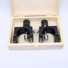 Cuchillo para uniones Cepilladora magnético Ajuste Jig Calibre Carpintería Herramienta 2 un.