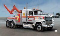 Model Kit Of Mount Truck Lorry Italeri US Wrecker Truck Scale 1:24