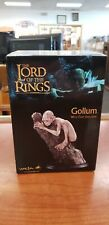 NEW - Weta - The Lord of the Rings Statue Gollum - Weta Cave Exclusive