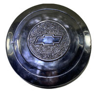 Vintage Chevy Hubcap Wheel Center Decor Chevrolet Car 1950s SHIPS FREE IN USA