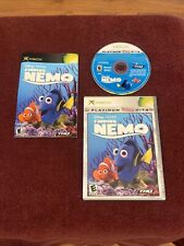 Finding Nemo Platinum Hits Original Xbox Game - Complete with Manual
