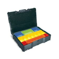 Tanos Boxen-Systainer T-Loc I SYS 1 Box 80500008 anthrazit bunte Einsatzboxen