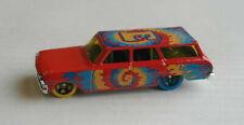 Hot Wheels 1964 Chevy Chevrolet Nova Station Wagon rot HW Mattel Auto Car ´64