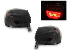 Depo Full LED Light Bar Black/Smoke JDM Tail Light FOR 12-16 SUBARU XV CROSSTREK