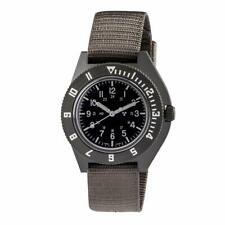 US Military Issue Pilot Navigator Aviation Sterile Dial Watch Marathon New SG H3