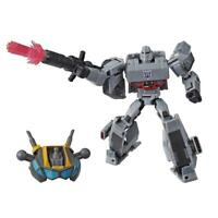 Transformers Toys Cyberverse Deluxe Class Megatron Action Figure