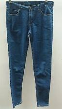 Denim Co Blue Jeans taglia 10 Super Skinny < J1849