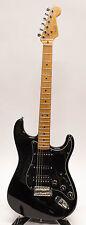 Custom Built Fender Stratocaster 1984 USA Neck & 2011 USA Body - Black HSS