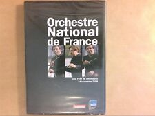 RARE DVD / ORCHESTRE NATIONAL DE FRANCE A LA FETE DE L'HUMANITE 2008 / NEUF