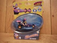 IMC Toys Mickey and the Roadster Racers Snapdragon Daisy Roadster boxed (041)