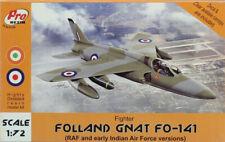 PRO Resin 1:72 Folland Gnat FO-141 Fighter Aircraft Model Kit #R72-039
