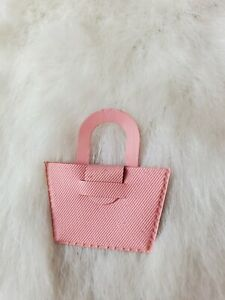 "Vintage Doll Clothes Purse Pink Fashion Nancy Ann Little Miss Revlon Coty 10.5"""