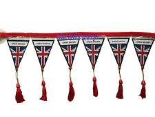 Scotland Solitaire Flag Strip with Suction Cups - 6 Flags