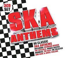 SKA ANTHEMS 3 CD NEU