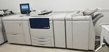 Xerox C75 Digital Press Color Laser Production Printer Copier Scanner 75Ppm 240K