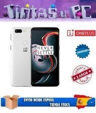 ONEPLUS 5T 128GB BLANCO. 8GB RAM. SNAPDRAGON 835. ¡ROM OFICIAL ESPAÑOL!