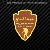 Grand Canyon National Park Sticker Vinyl Arizona hiking colorado river