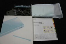 Nintendo Ds Lite Console Ice Blue Complete Japan H638