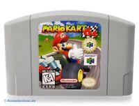 N64 / Nintendo 64 Spiel - Super Mario Kart 64 US Modul