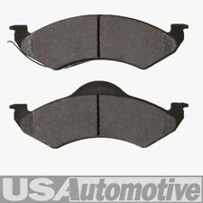 FRONT SEMI-METALLIC DISC BRAKE PADS - DODGE DAKOTA 1999 & DURANGO 1998-1999